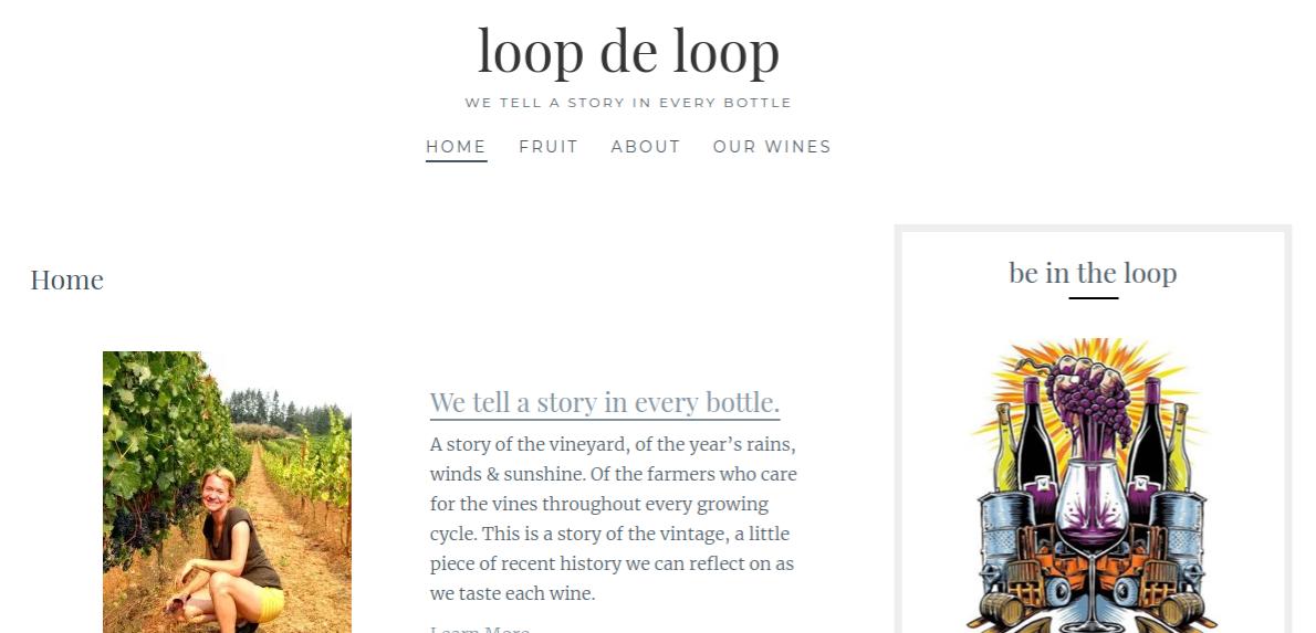 loop de loop wines